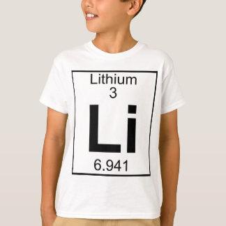 Element 003 - Li - Lithium (Full) Tshirt