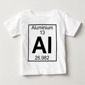 Element 013 - Al - Aluminium (Full) Baby T-Shirt