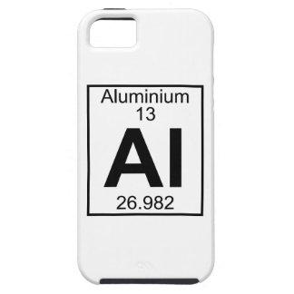Element 013 - Al - Aluminium (Full) iPhone 5 Case