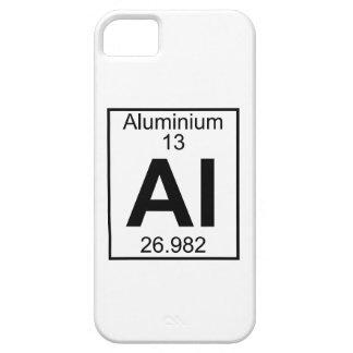 Element 013 - Al - Aluminium (Full) iPhone 5 Cover