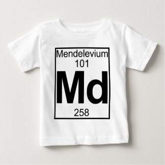 Element 101 - Md - Mendelevium (Full) Baby T-Shirt