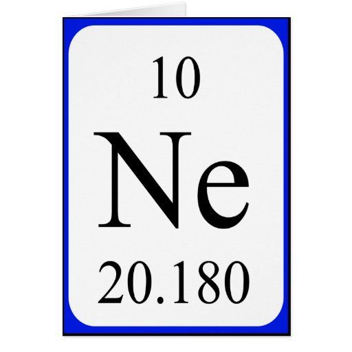 neon element essay Essays on neon we have found 270 essays with the introductions of mentioned innovations, a new group of the elements got added in the list of elements.