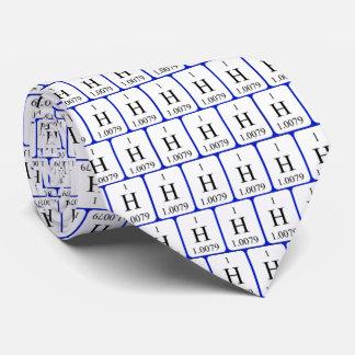 Element 1 tie - Hydrogen