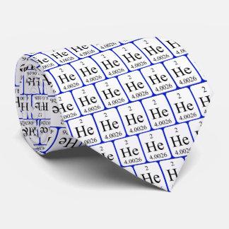 Element 2 tie - Helium