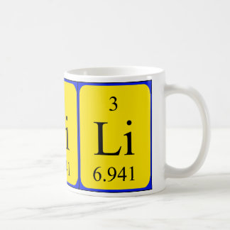 Element 3 mug - Lithium