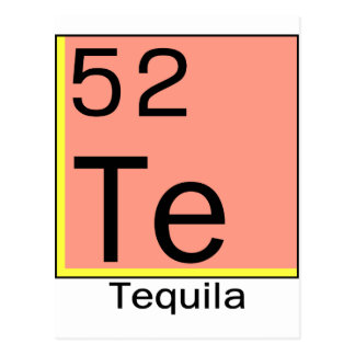 Element 52: Tequila Post Cards