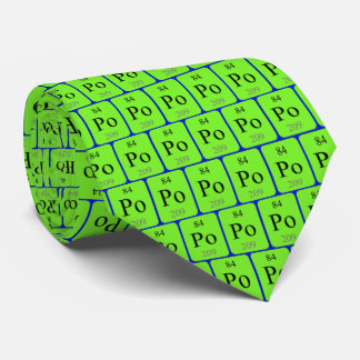 Element 84 tie - Polonium