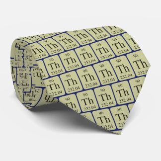 Element 90 Thorium tie Transparent graphics