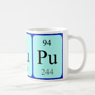 Element 94 mug - Plutonium