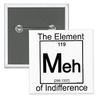 Element MEH 15 Cm Square Badge
