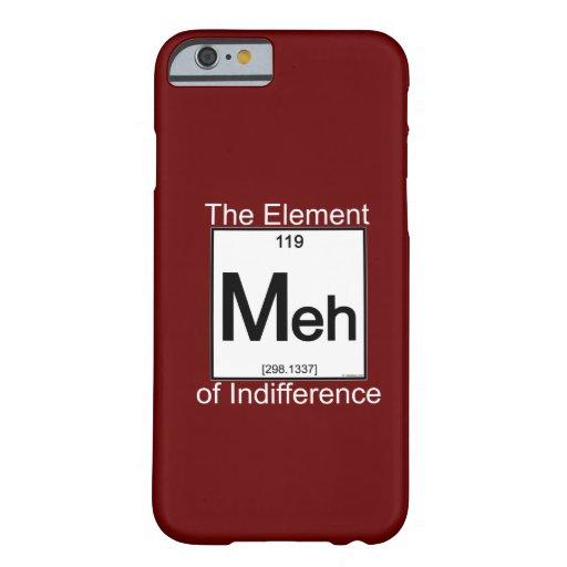 Element MEH iPhone 6 Case