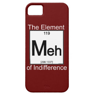 Element MEH iPhone 5 Cover