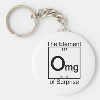 Element OMG Keychain