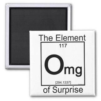Element OMG Square Magnet