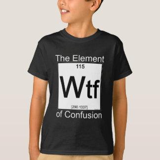 Element WTF Dark Shirts