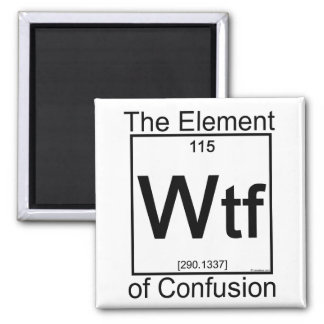 Element WTF Magnet