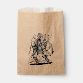 Elemental Air Samurai Favour Bag
