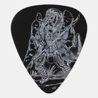 Elemental Air Samurai Guitar Pick
