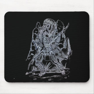 Elemental Air Samurai Mouse Pad