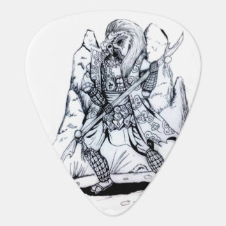 Elemental Air Samurai Plectrum