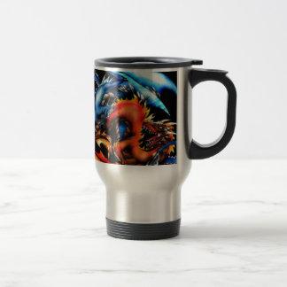 Elemental Dragons Coffee Mugs