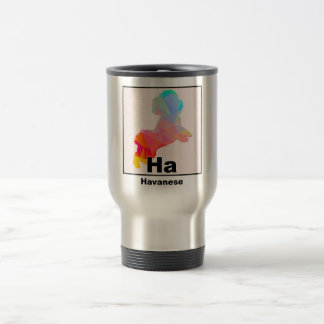 Elemental Havanese Travel Mug