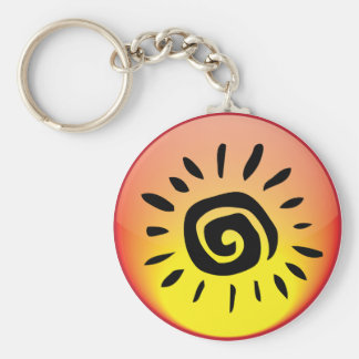 Elemental Key Ring