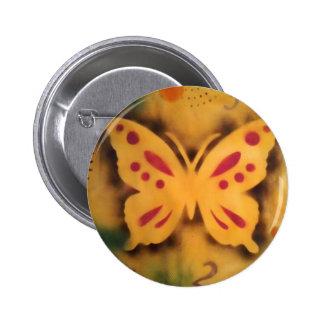 Elemental Magic Pinback Button