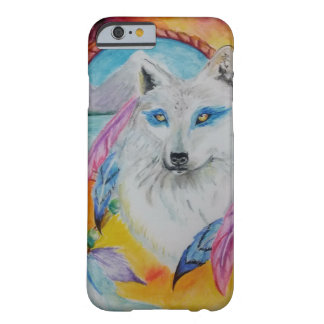Elemental Wolf Barely There iPhone 6 Case