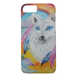 Elemental Wolf iPhone 8/7 Case