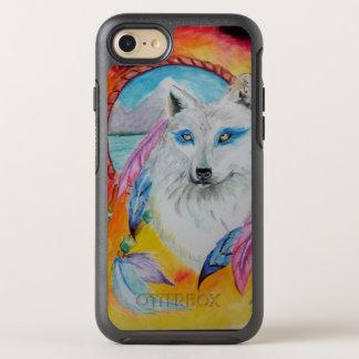 Elemental Wolf OtterBox Symmetry iPhone 8/7 Case