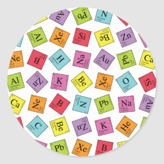 Elementary Periodic Sticker