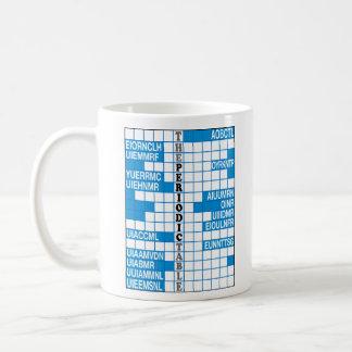 Elementary Word Scramble Basic White Mug