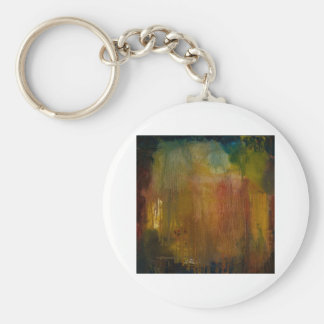 Elements Basic Round Button Key Ring
