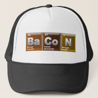 Elements of BaCoN Trucker Hat