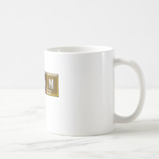 "Elements spelling ""BACON"" Coffee Mug"