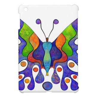 Elenissina - colourful butterfly iPad mini cases