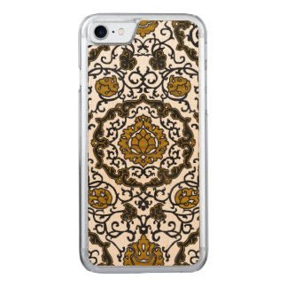 Eleonora Di Toledo - Gold Carved iPhone 8/7 Case