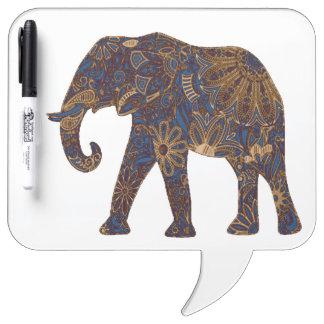 Elephant 1 dry erase board
