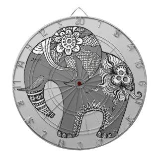 Elephant 4 dartboard