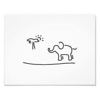 elephant Africa savanne