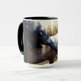 Elephant and Pig Mug