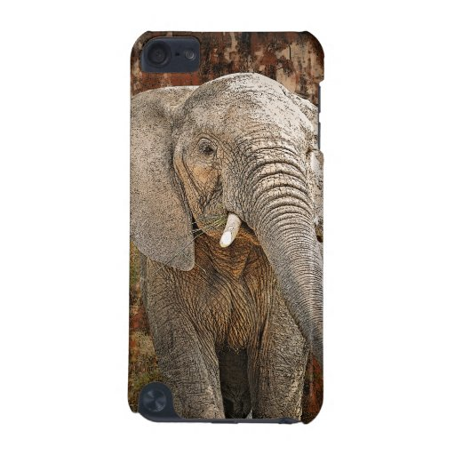 Elephant art iPod touch 5G covers