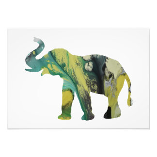 Elephant Art Photo