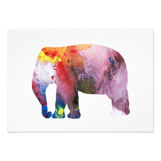 Elephant Art Photo Art
