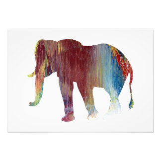 Elephant Art Photograph