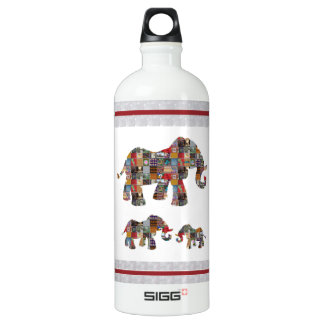 ELEPHANT Artistic Collection Patches KIDS NVN478 b SIGG Traveller 1.0L Water Bottle
