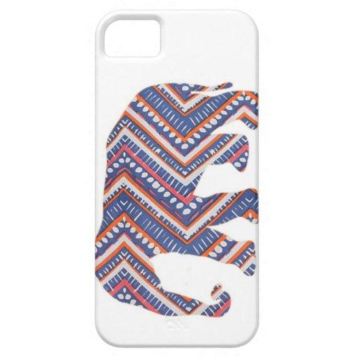 Elephant Aztec iPhone 5 case!