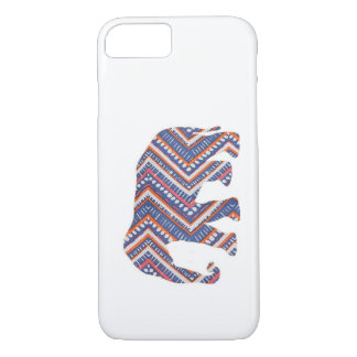 Elephant Aztec iPhone 7 case! iPhone 7 Case