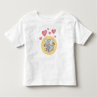 Elephant baby toddler T-Shirt